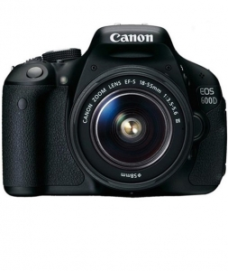 Canon 600D 18-55mm DC III
