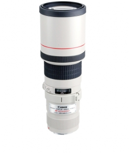 Canon EF 400mm f/5.6L IS USM Lens