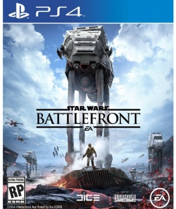 Star Wars Battlefront Playstation 4 Oyunu