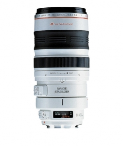 Canon EF 100-400mm f4.5-5.6L IS II USM Objektif
