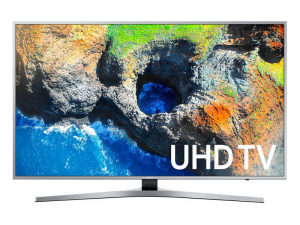 Samsung 43MU7000 2017 Model 109 Ekran, 4K, UHD TV, Uydu, Smart LED TV (Samsung Türkiye Garantili)