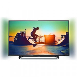 PHILIPS 43PUS6262 109 cm (43') [4K, Smart TV, DVB-S2,] LED TV