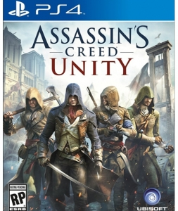Assassin\'S Creed Unity Playstation 4 Oyunu
