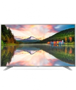 LG 43UH650V 109 Ekran, 4K, UHD, Uydu, Wi-Fi, WebOS Smart LED TV