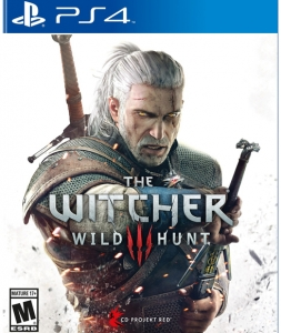The Witcher 3 Wild Hunt Playstation 4 Oyunu