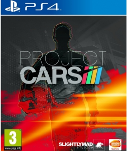 Project Cars Playstation 4 Oyunu