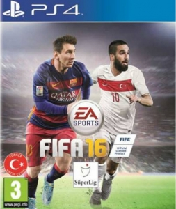 Fifa 2016 Playstation 4 Oyunu
