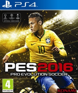 PES 2016 Playstation 4 Oyunu