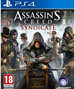 Assassin\'s Creed Syndicate Playstation 4 Oyunu