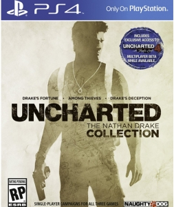 Uncharted The Nathan Drake Collection Playstation 4 Oyunu
