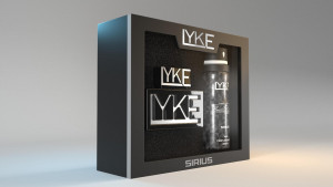 LYKE SIRIUS FOR MEN PARFÜM SETİ 85 ML EAU DE PARFÜM - 200 ML PARFÜM SPREY
