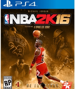 NBA 2K16 Playstation 4 Oyunu