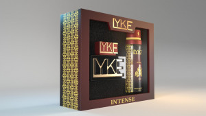 LYKE INTENSE FOR UNISEX PARFÜM SETİ 85 ML EAU DE PARFÜM - 200 ML PARFÜM SPREY