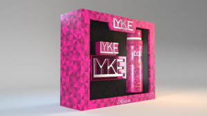 LYKE ROZA FOR WOMEN PARFÜM SETİ 85 ML EAU DE PARFÜM - 200 ML PARFÜM SPREY