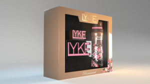 LYKE ROSAMUND FOR WOMEN PARFÜM SETİ 85 ML EAU DE PARFÜM - 200 ML PARFÜM SPREY