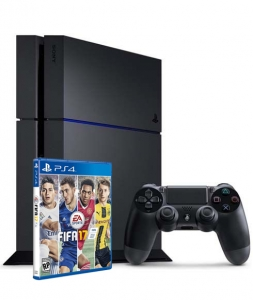 Sony PS4 1TB Ultimate Player Edition Oyun Konsolu ( CUH-1216B PAL ) + FIFA 2017
