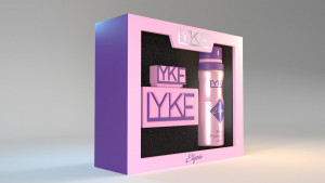 LYKE ELYSEE FOR WOMEN PARFÜM SETİ 85 ML EAU DE PARFÜM - 200 ML PARFÜM SPREY