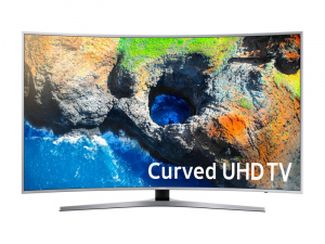 Samsung 49MU7500 2017 Model 124 Ekran, Curved, 4K, UHD TV, Uydu, Smart LED TV (Samsung Türkiye Garantili)