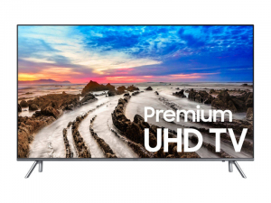 Samsung 55MU8000 2017 Model 140 Ekran, FLAT, 4K, UHD TV, Uydu, Smart LED TV (Samsung Türkiye Garantili)