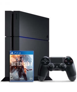 Sony PS4 1TB Ultimate Player Edition Oyun Konsolu ( CUH-1216B PAL ) + Arts Battlefield 1