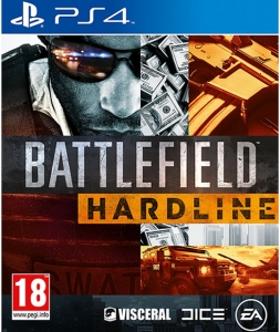 Battlefield Hardline Playstation 4 Oyunu