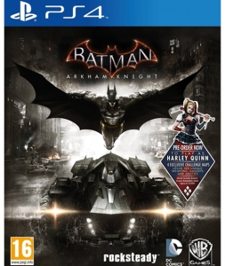 Batman Arkham Knight Playstation 4 Oyunu