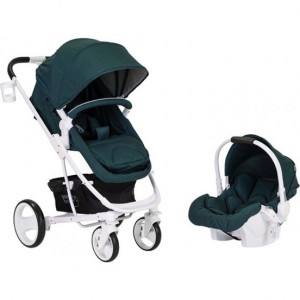 Sunny Baby 778 Saturn Plus Travel Puset Yeşil