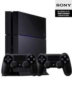 Sony Playstation 4 500GB (Çift Joystick)