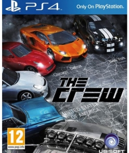 The Crew Playstation 4 Oyunu