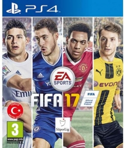 Fifa 2017 Playstation 4 Oyunu