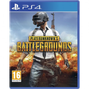 Playerunknown\'s Battlegrounds PS4 PubG PS4