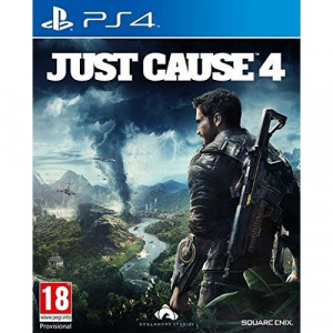 Just Cause 4 PS4 Oyun