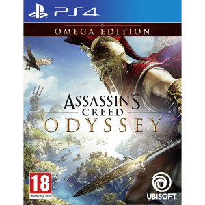 Assassin Creed Odyssey Omega Edition PS4 Oyun