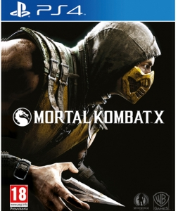 Mortal Kombat X Playstation 4 Oyunu