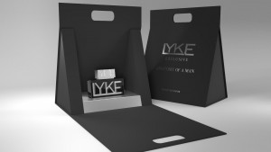 LYKE EXCLUSIVE - FOR MEN - ANATOMY OF A MAN - EXTRAIT THE PARFUM 85 ML