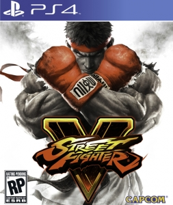 Capcom Street Fighter V Playstation 4 Oyunu