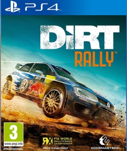 Deep Silver Dirt Rally Playstation 4 Oyunu
