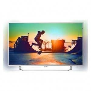 Philips 49PUS7002 123 Ekran, Wifi,  4K, Full HD, Uydu Alıcılı, Smart, LED TV