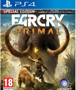 Far Cry Primal Special Edition Playstation 4 Oyunu