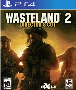 Wasteland 2 Playstation 4 Oyunu